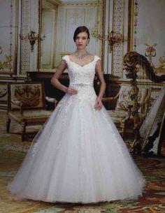 Venus Bridal VE8705 Wedding Dress
