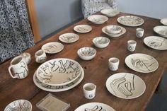 Design: Geoff Mcfetridge  Client: Heath Ceramics  Date: 2011