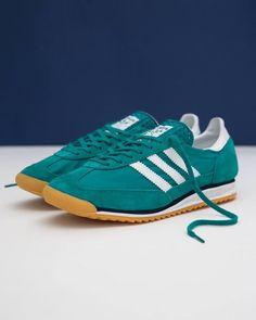 adidas Originals SL 72: Turquoise