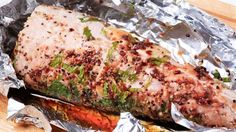 Dukan diet 195484440054879185 - Roasted Herb Crusted Pork Tenderloin, works for all phases Source by Points Plus Recipes, No Carb Recipes, Pork Recipes, Veggie Recipes, Vegetarian Recipes, Smoker Recipes, Flour Recipes, Vegetarian Cooking, Veggie Food