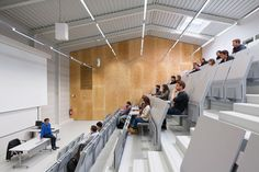 Gallery - Descartes University Lecture Theaters / AZC - 12