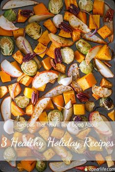 """Enjoy the new post """"3 Healthy Holiday Recipes, recipes that you'll feel good about"""". American, Latin, and Asian recipes that are guilt-free! I hope you enjoy making them, (or eating them), with friends and family. Happy Holidays! P.C. @shutterbug_lizzy #healthyfoodrecipes #seasonalgoodness #plantbasedrecipes #apearlife313 #seasonalfeels #autumnrecipes🍂 #holidaymunchies #holidayfood #veganrecipeshare #vegetarianrecipes #vegetarianfoodideas #guiltfree #guiltfreesnack #partyfood #asmrea Healthy Holiday Recipes, Summer Recipes, Vegan Vegetarian, Vegetarian Recipes, Best Party Food, Asian Recipes, Ethnic Recipes, Seasonal Food, Food For A Crowd"""