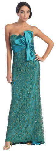 Ball Gown Elegant Formal Prom Dress #27006 $164.99 (save $305.00)