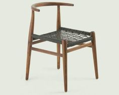 Chair by south African furniture designer John Vogel - he is doing a cheaper line for west elm Outdoor Chairs, Dining Chairs, Bistro Chairs, Wood Chair Design, Home Furniture, Furniture Design, South African Design, African Furniture, Home Accessories