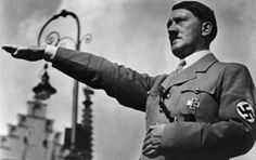 This is a photo of Adolf Hitler. He was the leader of the Nazi Party. Hitler was at the center of Nazi Germany, World War II in Europe, and the Holocaust. Bomba Nuclear, Churchill, Le Pollen, Indian Funny, Girl Humor, Historical Photos, World War Ii, Funny Photos, Wwii