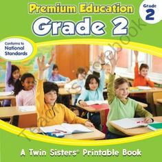 Premium Education Grade 2 from Kim Mitzo Thompson on TeachersNotebook.com (35 pages)  - The broad range of concepts covered in this workbook offers excellent preparation for standardized tests and individual state tests. This workbook will help boost test scores, advance educational development and build learning skills!