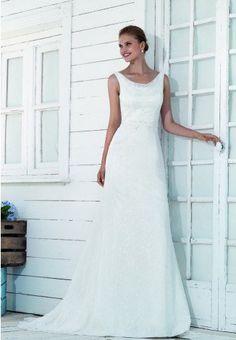 https://flic.kr/p/BDzswt   Trouwjurken   Trouwjurken vintage, Moderne Trouwjurken, Korte trouwjurken, Avondjurken, Wedding Dress, Wedding Dresses   www.popo-shoes.nl