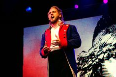 Geronimo Rauch. http://www.lesmis.com/uk/sights-and-sounds/videos/ (Image credit: Dee Christensen Photography) #LesMis