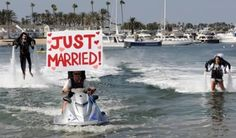 13 Coolest 'Just Married' Photos (just married) - ODDEE