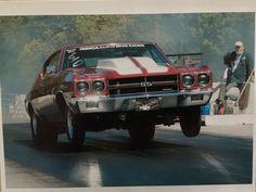 Black Cherry Chevrolet Chevelle SS image