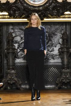 the lady herself | Stella McCartney | Fall RTW