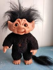 VINTAGE Rare DAM TROLL with TAIL TROLDEPUS MARKED