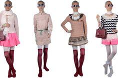 Chinese grandfather models teen girl clothing line, Liu Xianping