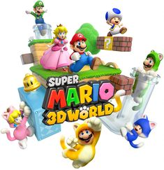 Mario and Luigi are back on Wii-U! Synopsis: Super Mario World is an upcoming platformer action game for the Wii U. It is set to be released in December It's the fifteenth title i… Super Mario World, Super Mario Games, New Super Mario Bros, Super Mario Brothers, Mario Kart, Mario Y Luigi, Metroid, Image Mario, Wii U Games