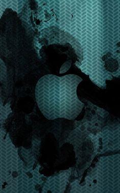 More Wallpaper, Apple Wallpaper, Apple Iphone, Apple Art, Apple Logo, Blue Wallpapers, Celestial, Apples, Backgrounds