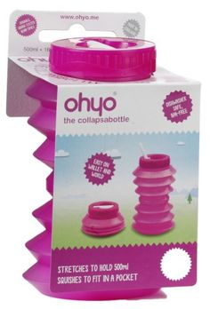 Ohyo Collapsible Water Bottle - The Quick Gift