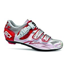 Red? SiDi Women's FIVE Carbon Composite Steel with Craquelle