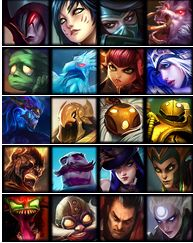 IF you are looking for the multiple online games, league of legends is the best multiplayer online battle arena (MOBA) game. You can play this game with multiple people.