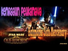 Star Wars Old Republic streamissä - Sith Mercenary: The Great Hunt Star Wars The Old, The Old Republic, Sith, English Language, Playroom, Old Things, Stars, Concert, Game Room