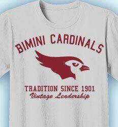 School Spirit Shirts: Click 104 Shirt Designs to Boost Spirit, www.izadesign.com for more school spirit t-shirt design ideas