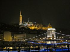 Budapest - Matthias church & Fishermen's bastion | by Katarina 2353