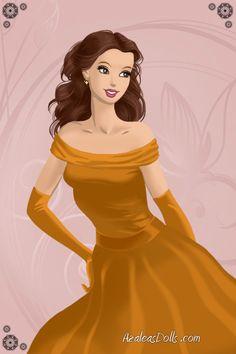Belle - Velvet Fashion