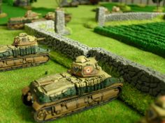 Flames of War | ... One) Early War Tanks ~ WWPD: Your Source For All Things Flames of War