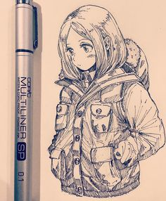 Pin von rinda akimichi auf anime/manga/memes/illustrations m Character Sketches, Character Drawing, Art Sketches, Manga Drawing, Manga Art, Anime Art, Drawing Tips, Drawing Ideas, Drawing Faces