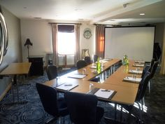 Acacia #conference room Acacia, Corporate Events, Conference Room, Table, Furniture, Home Decor, Decoration Home, Room Decor, Corporate Events Decor