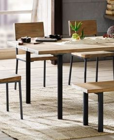 Shop for a Cindy Crawford Home San Francisco Dining Table at Rooms ...