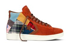 Stüssy NYC for Converse First String Pro Leather #Sneaker #Stüssy