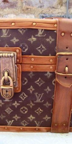 ♥♥♥♥ ♥ Louis Vuitton Trunk Cake♥✤ | Keep the Glamour | BeStayBeautiful