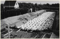 Frederikshavn Krigskirkegård 2-9-1942 M/S Pionier German boat transporting troops was torpedoed and went Down in Skagerrak with 843 soldiers, 245 were burried in a massgrave at Frederikshavn Kirkegård. It was the greatest massburrial Denmark ever has witnessed.