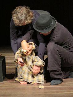 Espetáculo Cuentos Pequeños- Hugo y Inês do Peru