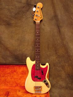 Mustang Bass some day i must acquainted with her :)