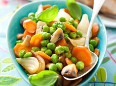 Printanière de légumes - Recettes