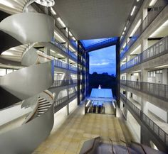 School of the Arts in Singapore by WOHA Architects