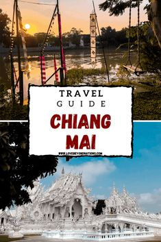 Travel Guide Chiang Mai - The hidden gem of Thailand   Love Beyond Nations How To Introduce Yourself, Improve Yourself, Thailand Travel Guide, Tropical Paradise, Chiang Mai, Travel Guides, Winter Wonderland, Places To Travel, Gem