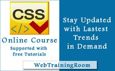 CSS Course Online What Is Css, Sticky Navigation, Fixed Menu, Html Tutorial, First Web Page, Css Style, Responsive Web Design, Online Courses, Knowledge