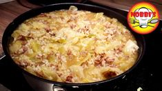 Hackfleisch-Kohl Risotto - Rezept von Nobbi´s Kochstunde Macaroni And Cheese, Grains, Rice, Ethnic Recipes, Food, Ground Beef Recipes, Napa Cabbage Recipes, Browning, Cooking