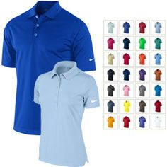 This Nike Polo is one of our most requested items. Looks great with your company logo embroidered on the sleeve, chest or nape of neck! Nape Of Neck, Fun At Work, Dress Codes, Looks Great, Men's Fashion, Presentation, Polo Ralph Lauren, Company Logo, Nike