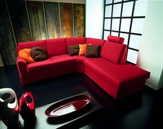 Red  room furniture