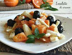 Con l'INSALATA DI ARANCE, porterete in tavola tutto il sapore e il profumo della Sicilia, in un piatto leggero e fresco da gustare in ogni stagione.