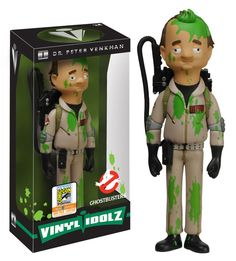 New Ghostbusters exclusives from Funko and Diamond Select