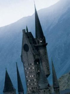 Astronomy Tower - Hogwarts