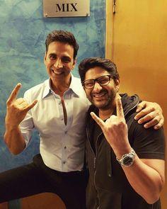 Jolly LLB meets Jolly LLB 2   Akshay Kumar & Arshad Warsi. @filmywave  #JollyLLB2 #JollyLLB #AkshayKumar #ArshadWarsi #celebrity #bollywood #bollywoodactress #bollywoodactor #actor #actress #filmywave