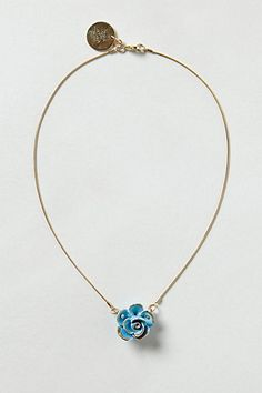 Posey Pendant Necklace #anthropologie