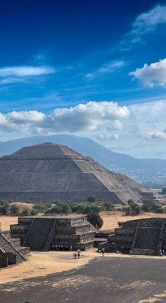 The Pre-Hispanic City Of Teotihuacan, Mexico , from Iryna