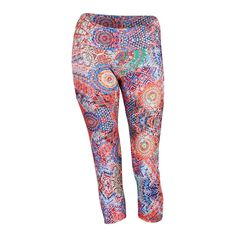 These Onzie capri leggings are a great workout wardrobe stable. Perfect for yoga, pilates or the gym. Made from free flow fabric which stretches to fit your unique body shape. Wear…