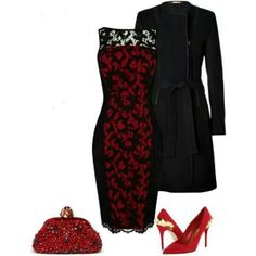 Christmas party outfit!
